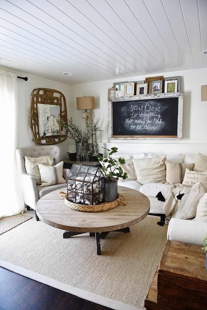 Modern Rustic Living Room Decorating Ideas 28 Modern Rustic Living Room Design Ideas to Beautify Your