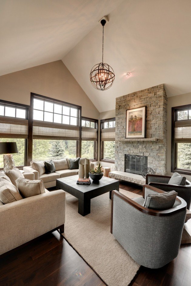 Modern Transitional Living Room Decorating Ideas 15 Wonderful Transitional Living Room Designs to Refresh