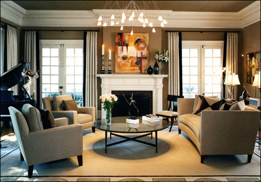 Modern Transitional Living Room Decorating Ideas Key Interiors by Shinay Transitional Living Room Design Ideas