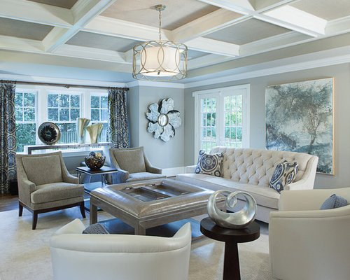 Modern Transitional Living Room Decorating Ideas Transitional Family Room Design Ideas & Remodel