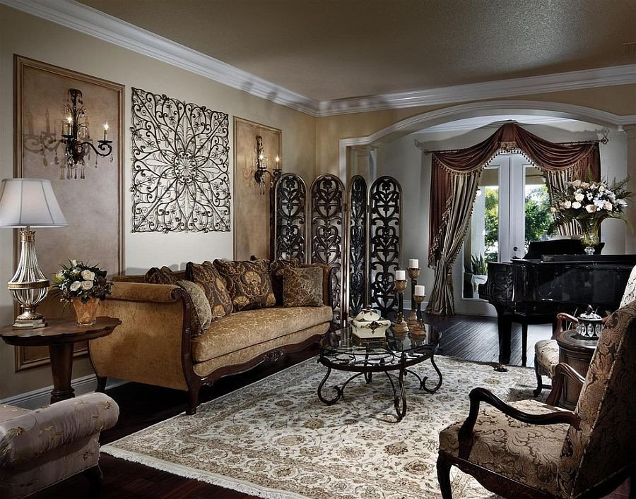 Modern Victorian Living Room Decorating Ideas Feast for the Senses 25 Vivacious Victorian Living Rooms
