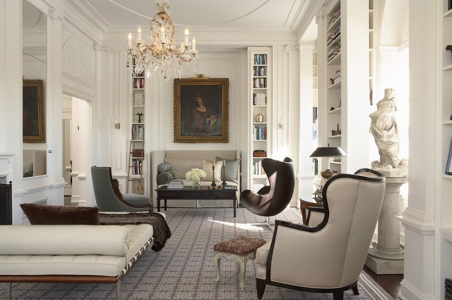 Modern Victorian Living Room Decorating Ideas How to Create Modern Victorian Interiors