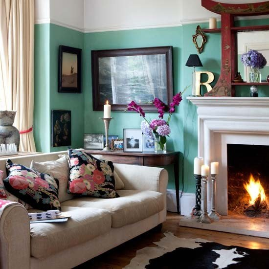 Modern Victorian Living Room Decorating Ideas Living Room