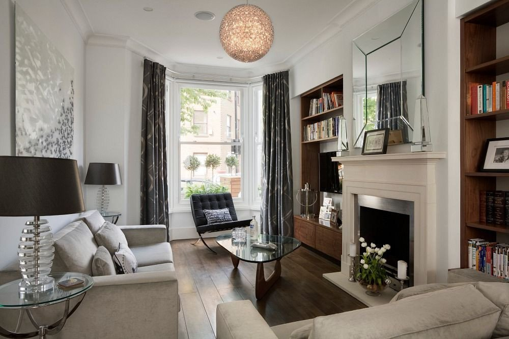 Modern Victorian Living Room Decorating Ideas Living Room Victorian Terrace by Ns Interiors