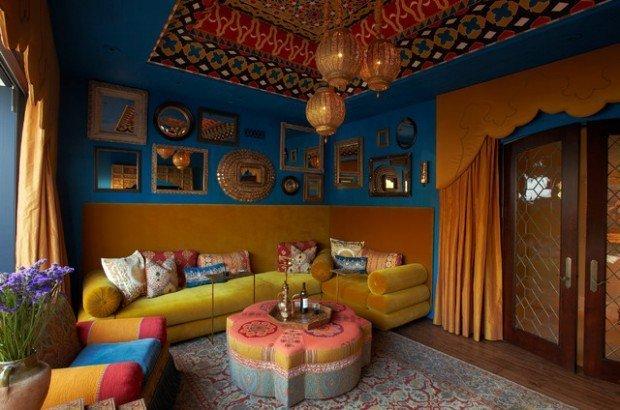 Moroccan Decor Ideas Living Room 18 Modern Moroccan Style Living Room Design Ideas Style