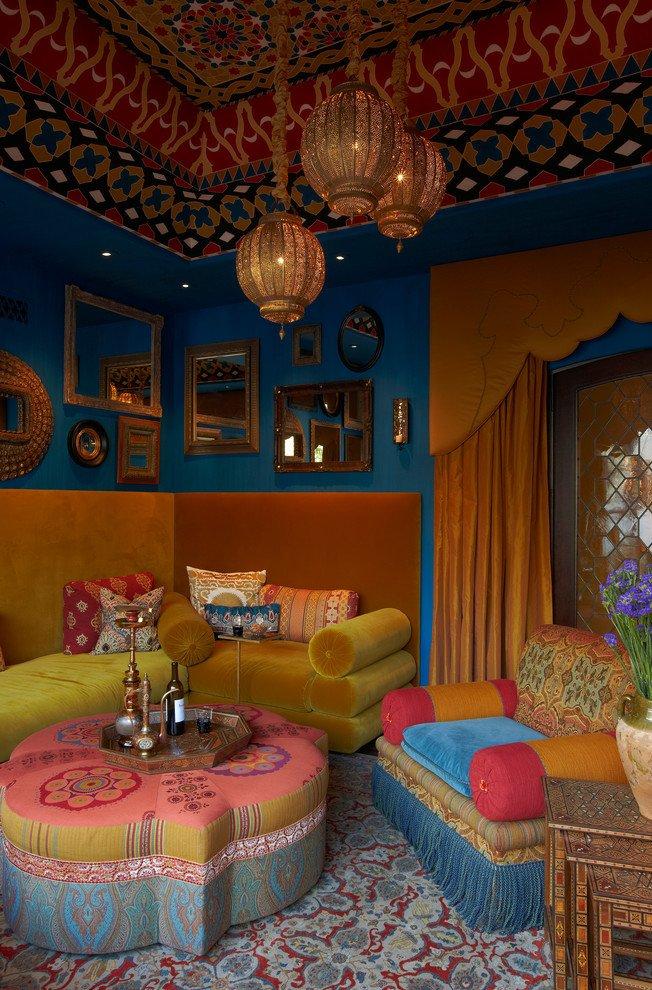 Moroccan Decor Ideas Living Room 43 Charming Moroccan Living Room Design Ideas
