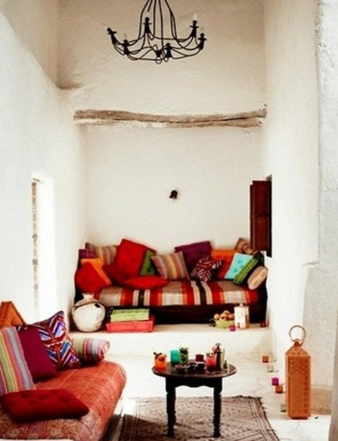 Moroccan Decor Ideas Living Room 51 Relaxing Moroccan Living Rooms Digsdigs