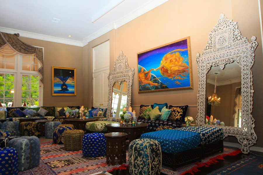 Moroccan Decor Ideas Living Room Moroccan Inspired Living Room Decor