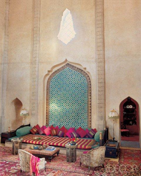 Moroccan Decor Ideas Living Room Moroccan Living Room Decorating Ideas