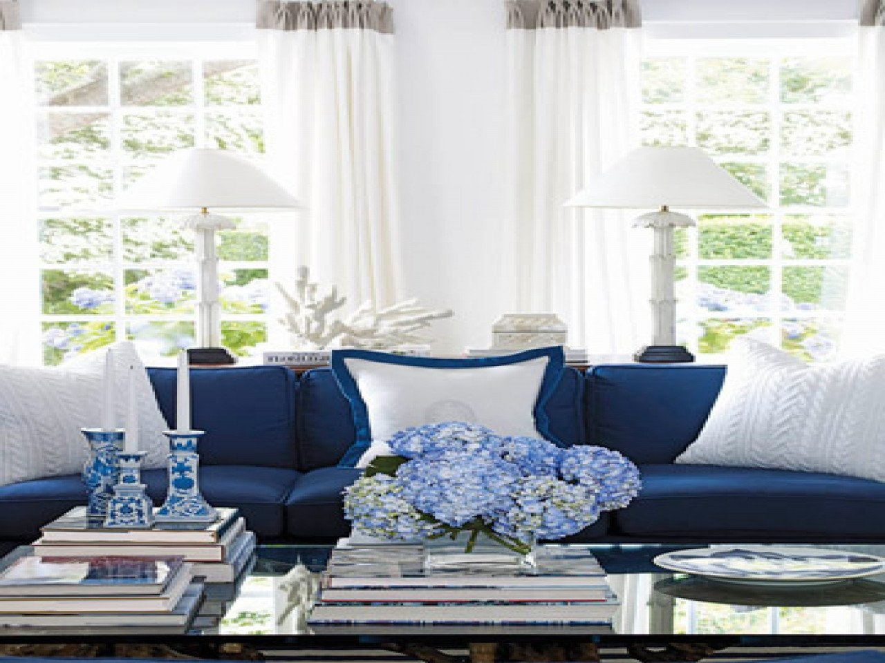 Navy Blue Living Room Decor Blue Interior Design Ideas Navy Blue and White Outfits