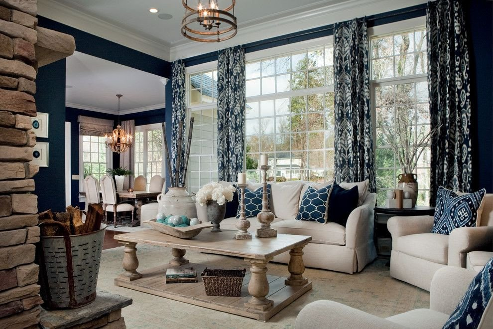 Navy Blue Living Room Decor Navy Blue Living Room Decorating Ideas Beige with Blue