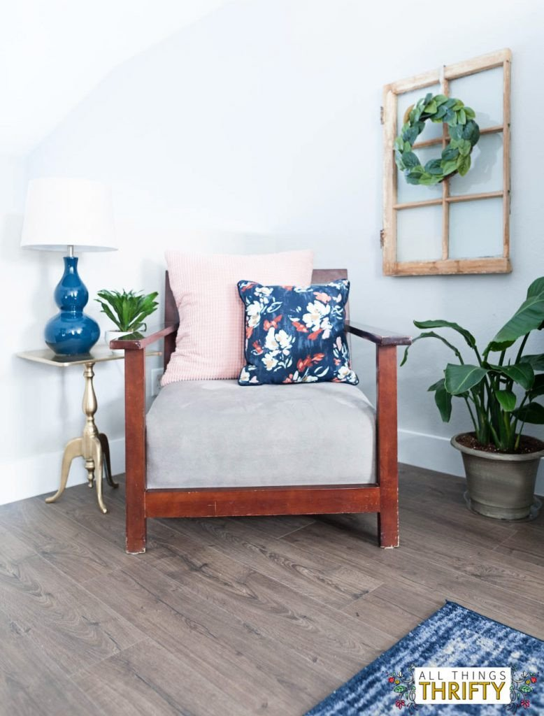 Navy Blue Living Room Decor Pink Navy Blue and Jade Family Room Decor Reveal Jo's House