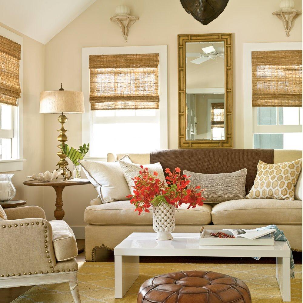 Neutral Living Room Color Ideas Color It Coastal Natural Coastal Living