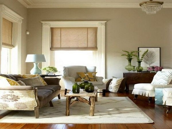 Neutral Living Room Color Ideas Neutral Paint Colors for Living Room