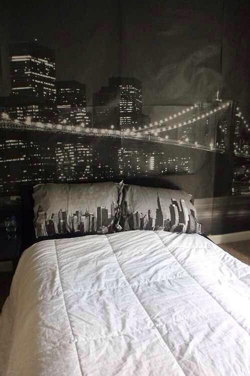 New York City Bedroom Decor ☕ …