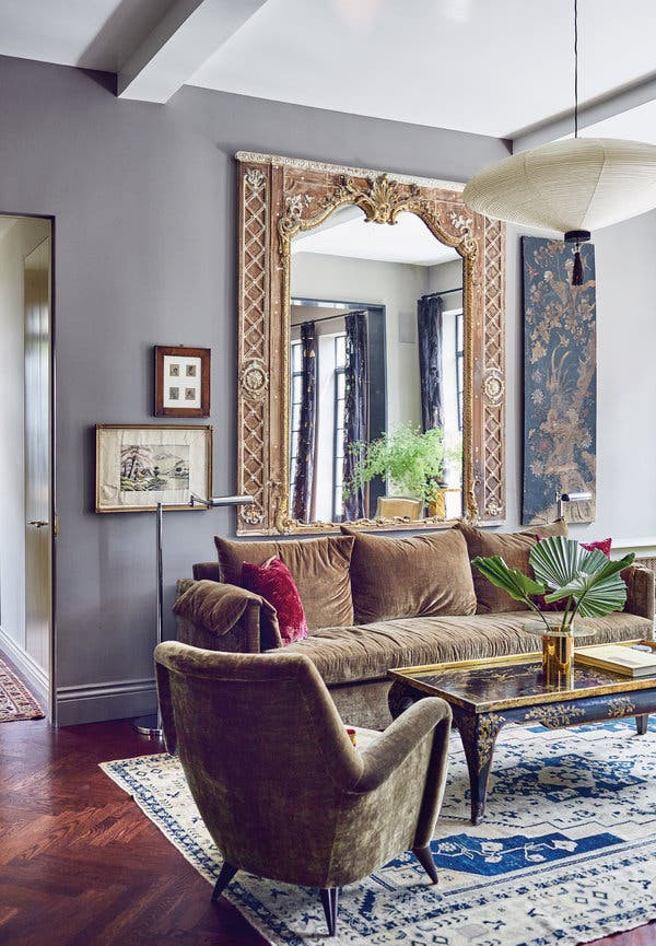 New York City Bedroom Decor An Unapolo Ically Old Fashioned New York City Apartment