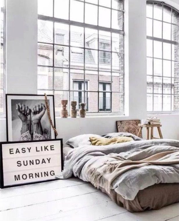 New York City Bedroom Decor Bringing New York Loft Style Into the Bedroom