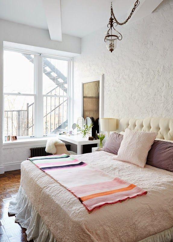 New York City Bedroom Decor West Village Apartment tour