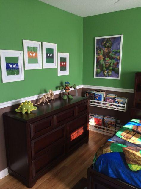 Ninja Turtles Bedroom Ideas 10 Ninja Turtle Bedroom Ideas Most Of the Awesome and Also