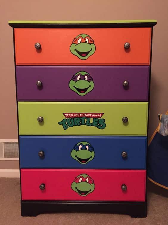 Ninja Turtles Bedroom Ideas 14 Amusing Ninja Turtle Room Ideas for All Ages Home Ideas Hq