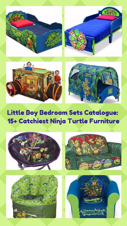 Ninja Turtles Bedroom Ideas Little Boy Bedroom Sets Catalogue 15 Catchiest Ninja