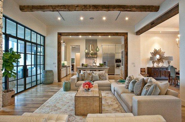 Open Concept Living Room Ideas 17 Open Concept Kitchen Living Room Design Ideas Style