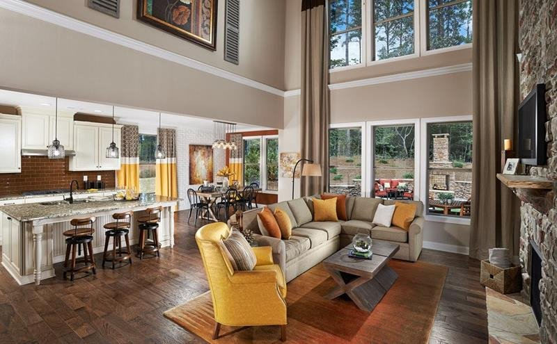 Open Concept Living Room Ideas 24 Open Concept Living Room Designs Page 5 Of 5