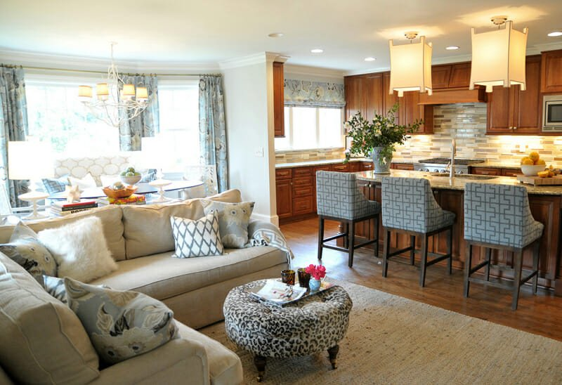 Open Concept Living Room Ideas Open Concept Kitchen and Living Room Décor Modernize