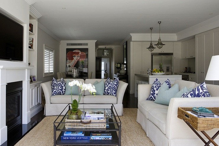 Open Concept Living Room Ideas Open Concept Living Room Design Ideas