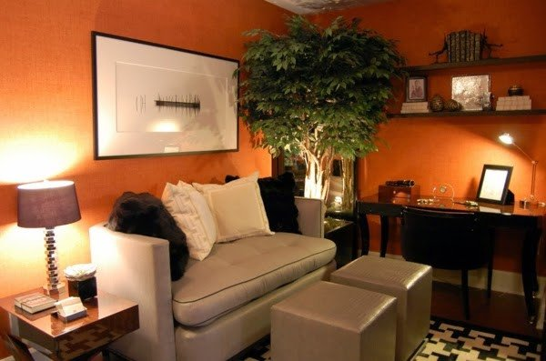 Orange Decor for Living Room 7 orange Living Room Design Ideas and Color Cobinations