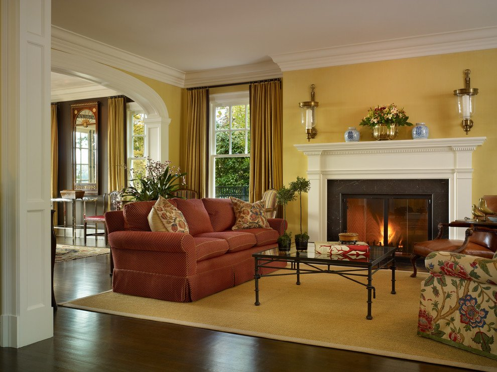 Orange Traditional Living Room Burnt orange Living Room Set Zion Star