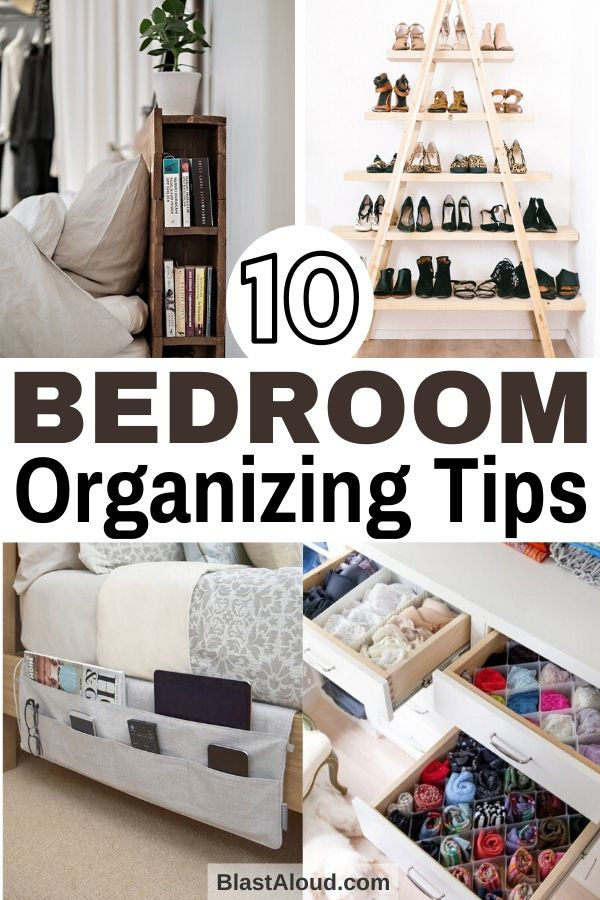 Organization Tips for Bedroom 10 Bedroom organization Ideas for Small Bedrooms that Ll