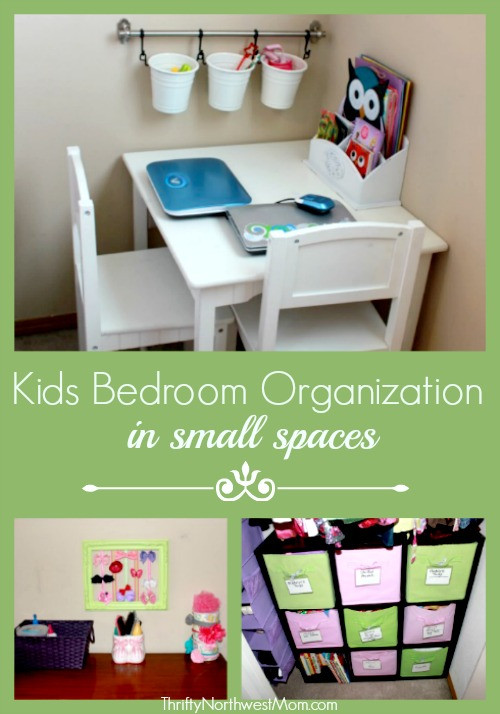 Organization Tips for Bedroom Frugal Tips for organizing Kids Rooms Thrifty Nw Mom