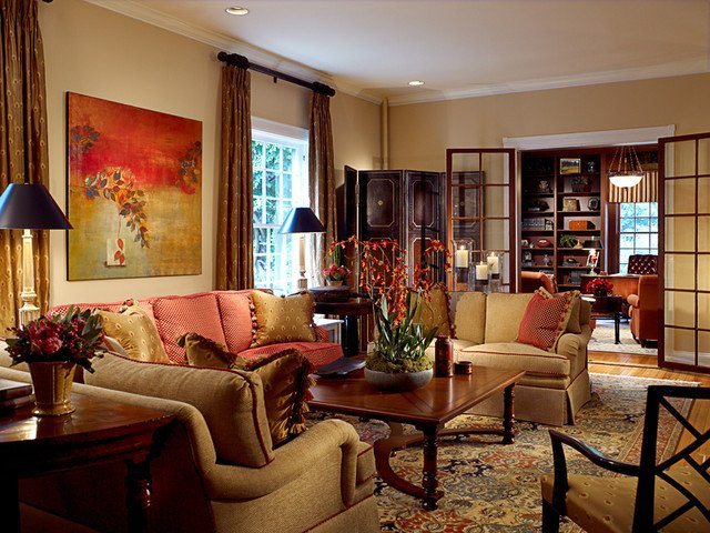 Oriental Living Room Ideas Fava Design Group asian Living Room Baltimore by