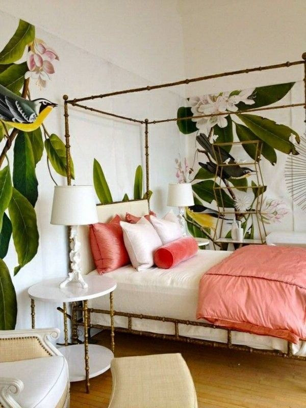 Palm Tree Decor for Bedroom Bedroom Tropical Decor Diy Room Easy Decorating Tips Yard