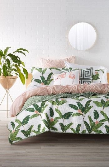 Palm Tree Decor for Bedroom Decor Trend Alert Leaf & Palm Prints