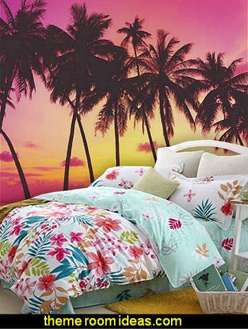 Palm Tree Decor for Bedroom Popular Tropical Bedroom Decor Palm Tree Furniture Set