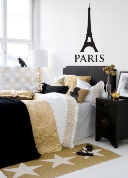 Paris themed Bedroom Decor Ideas Etsy Love the Eiffel tower