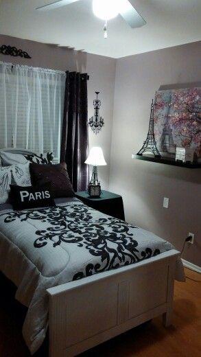 Paris themed Bedroom Decor Ideas Paris theme Room