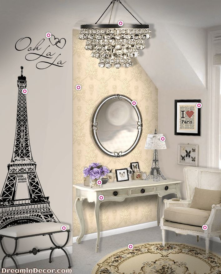 Paris themed Bedroom Decor Ideas the Ultimate Decor for A Paris themed Bedroom …