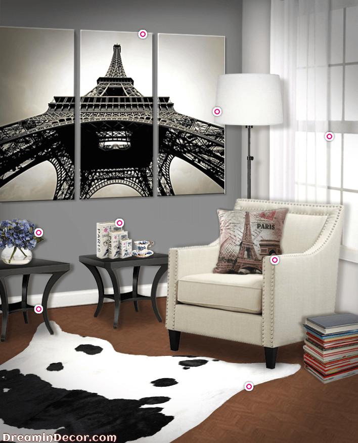 Paris themed Living Room Decor How to Create A Paris themed Living Room with An Authentic