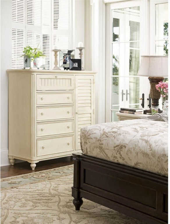 Paula Deen Furniture Bedroom Paula Deen by Universal Bedroom Door Chest Carol