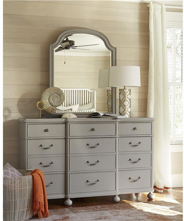 Paula Deen Furniture Bedroom Paula Deen by Universal Bedroom Dresser Stacy