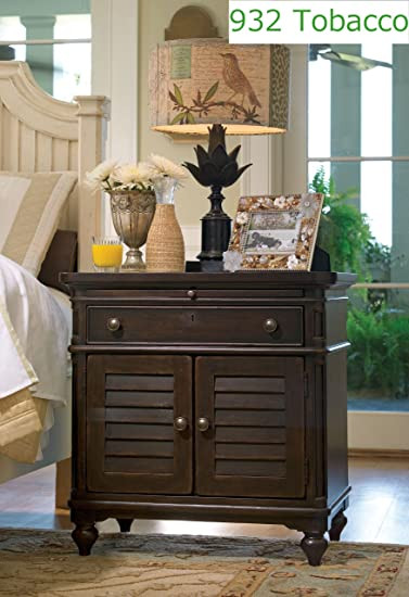 Paula Deen Furniture Bedroom Paula Deen Home Door Nightstand tobacco