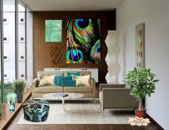 Peacock Decor for Living Room 38 Best themed Rooms Images On Pinterest