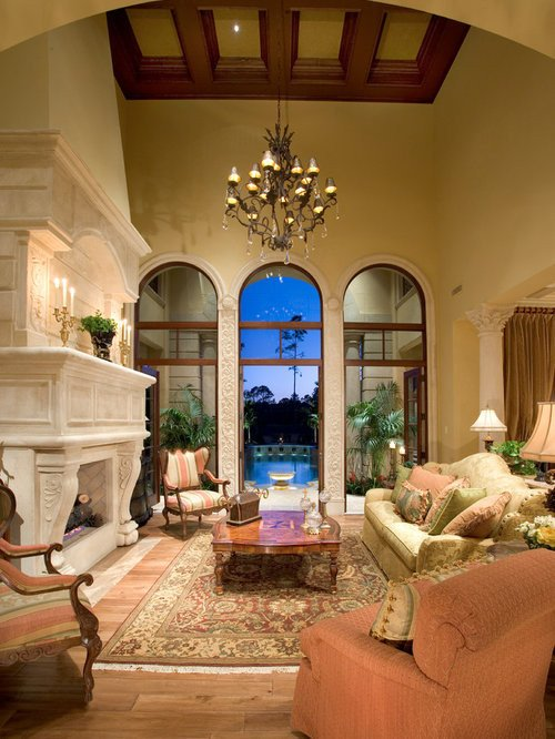 Pictures for Living Room Decor Luxury Fireplace