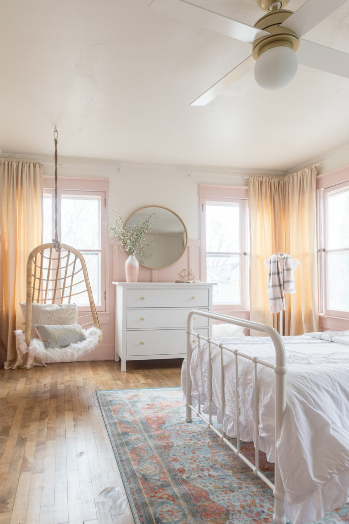 Pink and Gold Bedroom Decor Pink & Gold Girls Bedroom Decor Ideas