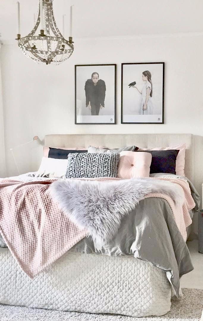 Pink and Gray Bedroom Decor 27 Gorgeous Bedrooms that Ll Inspire You to Redecorate
