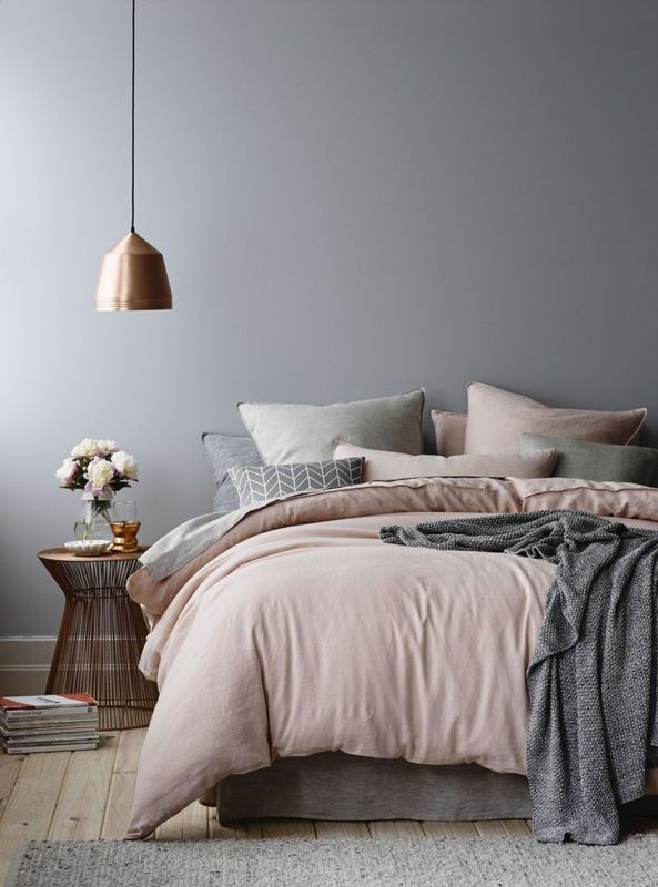 Pink and Gray Bedroom Decor Bedroom Grey Decor Yellow Pink Home and Interior Ideas
