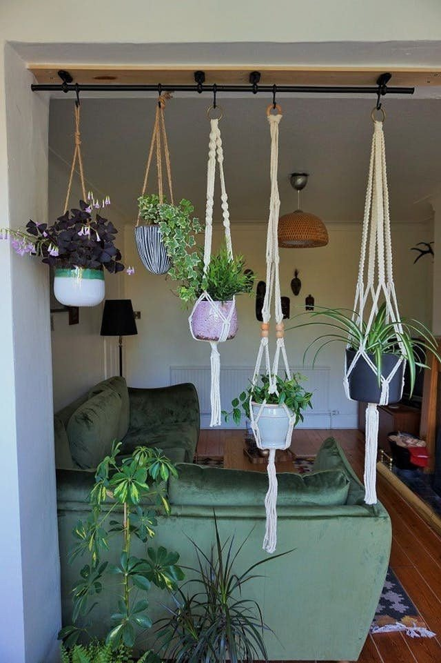 Plant Stand Ideas to Fill Your Living Room 12 Ikea Hacks to Keep Your Houseplants Happy